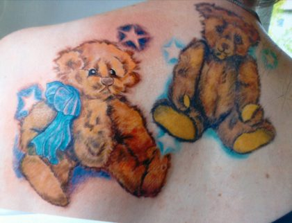 Farbreiz-Tattoo-Bären-Tattoo-1